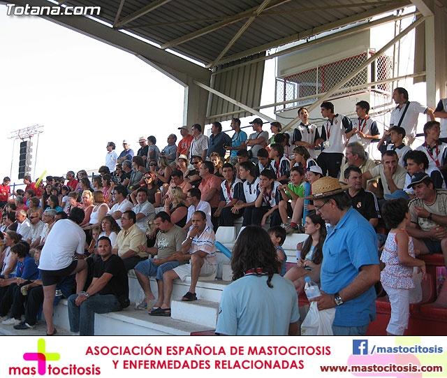 El Valencia C.F. se proclama campeón del VI torneo de fútbol Ciudad de Totana - 24