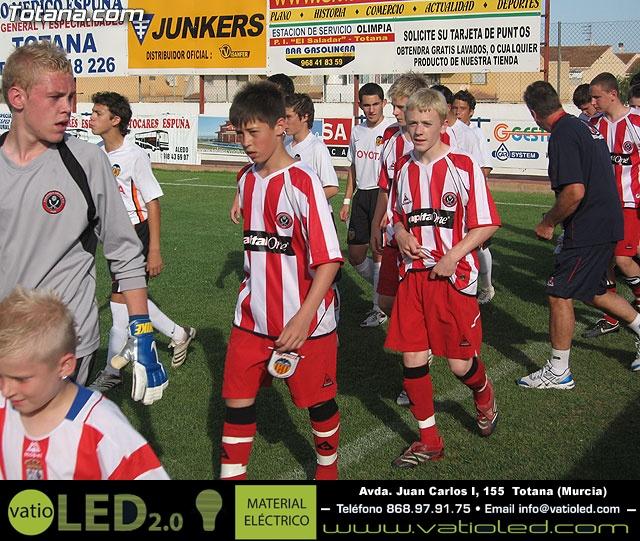 El Valencia C.F. se proclama campeón del VI torneo de fútbol Ciudad de Totana - 27