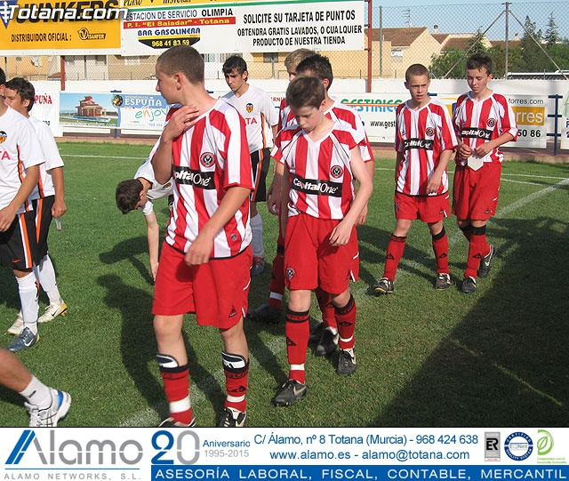 El Valencia C.F. se proclama campeón del VI torneo de fútbol Ciudad de Totana - 28