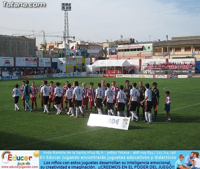El Valencia C.F. se proclama campeón del VI torneo de fútbol Ciudad de Totana - 34