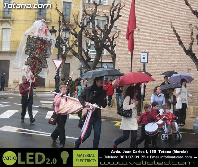 JUEVES SANTO - TRASLADO DE LOS TRONOS A LA PARROQUIA DE SANTIAGO - 6