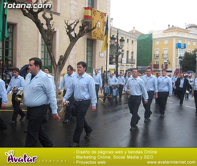 JUEVES SANTO - TRASLADO DE LOS TRONOS A LA PARROQUIA DE SANTIAGO - 11