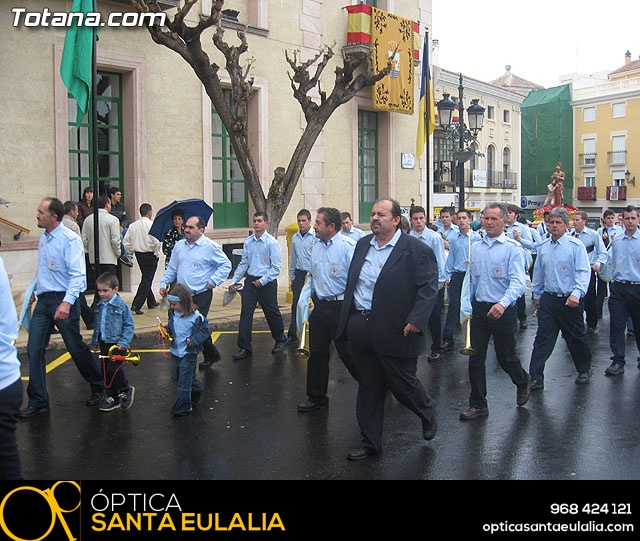 JUEVES SANTO - TRASLADO DE LOS TRONOS A LA PARROQUIA DE SANTIAGO - 14