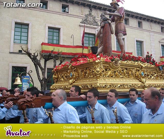 JUEVES SANTO - TRASLADO DE LOS TRONOS A LA PARROQUIA DE SANTIAGO - 23