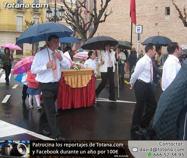 JUEVES SANTO - TRASLADO DE LOS TRONOS A LA PARROQUIA DE SANTIAGO - 36