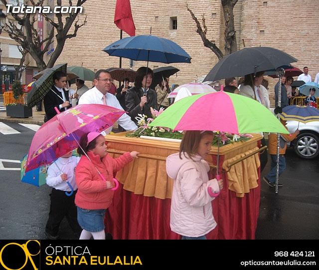 JUEVES SANTO - TRASLADO DE LOS TRONOS A LA PARROQUIA DE SANTIAGO - 37