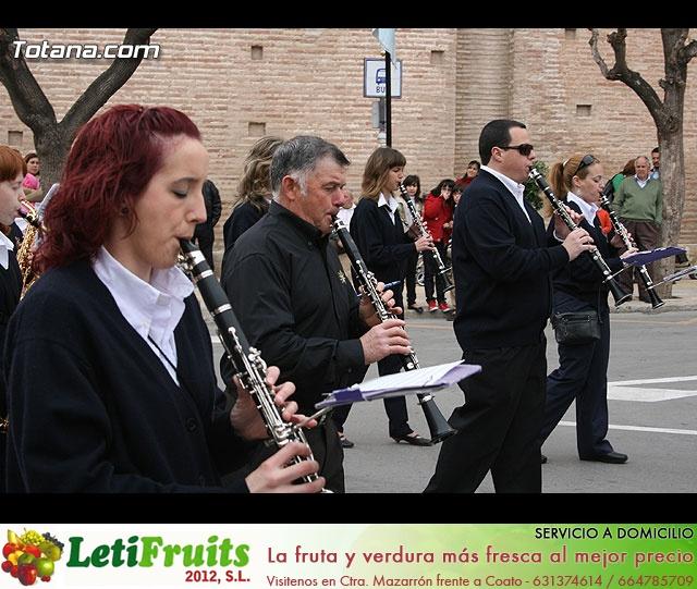JUEVES SANTO - TRASLADO DE LOS TRONOS A LA PARROQUIA DE SANTIAGO - 15