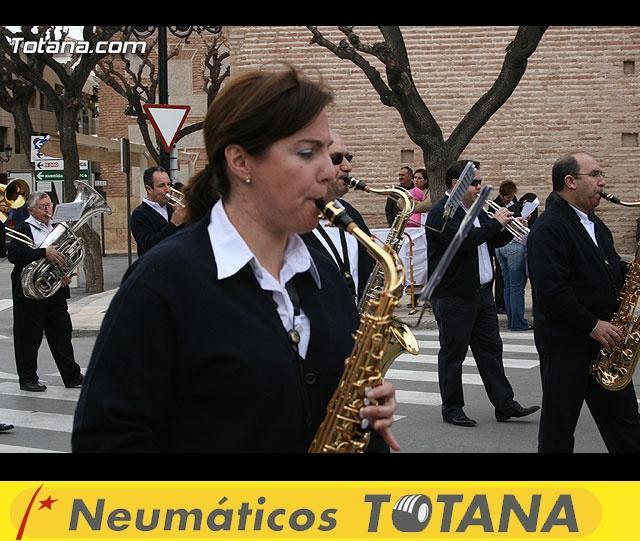 JUEVES SANTO - TRASLADO DE LOS TRONOS A LA PARROQUIA DE SANTIAGO - 18