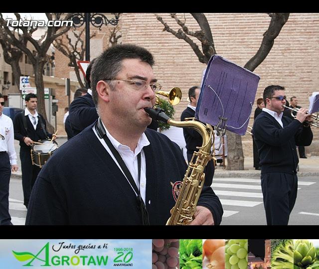 JUEVES SANTO - TRASLADO DE LOS TRONOS A LA PARROQUIA DE SANTIAGO - 20