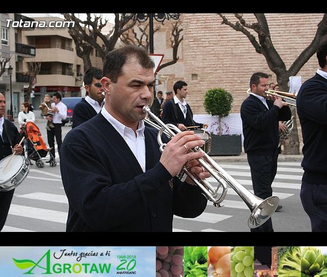 JUEVES SANTO - TRASLADO DE LOS TRONOS A LA PARROQUIA DE SANTIAGO - 22