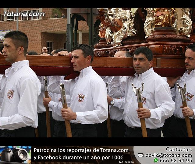 JUEVES SANTO - TRASLADO DE LOS TRONOS A LA PARROQUIA DE SANTIAGO - 38