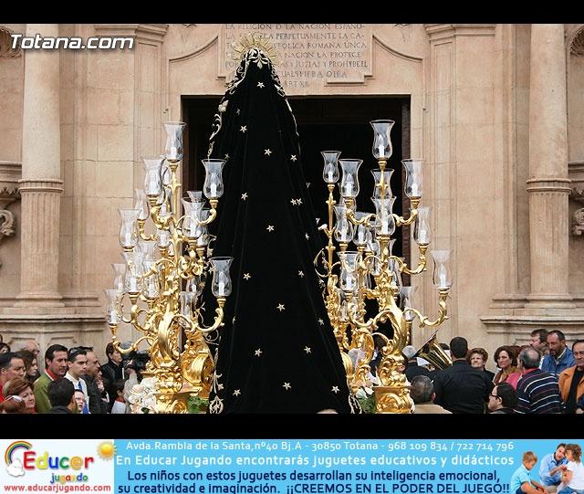 JUEVES SANTO - TRASLADO DE LOS TRONOS A LA PARROQUIA DE SANTIAGO - 609