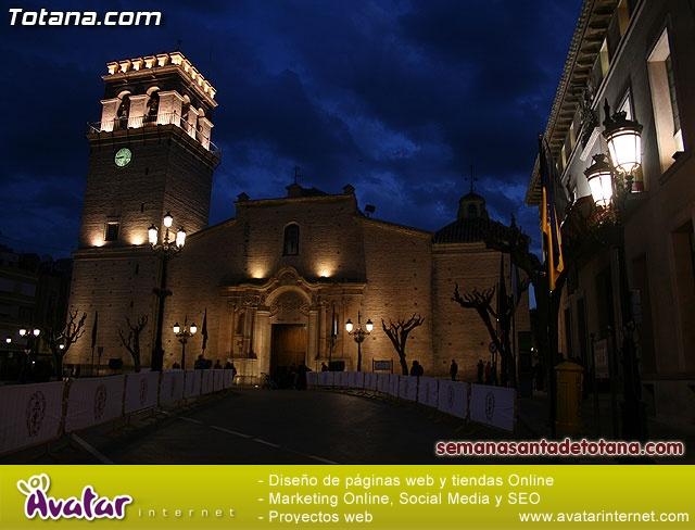 Procesión Jueves Santo 2010 - Reportaje I (Salida) - 1