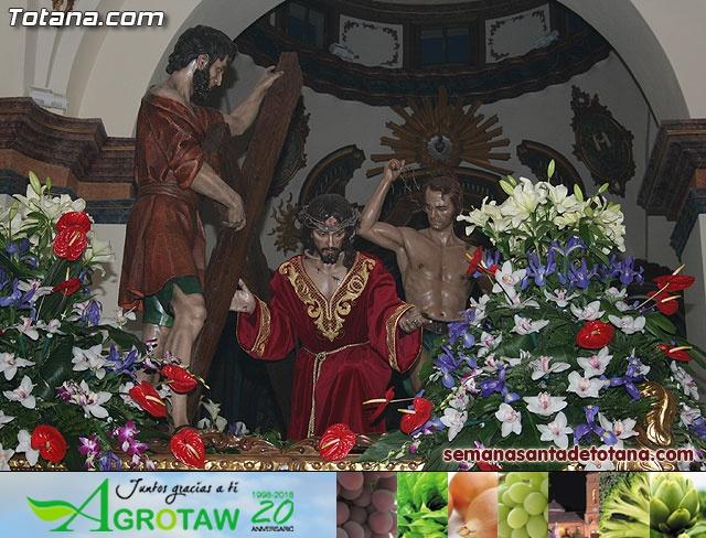 Procesión Jueves Santo 2010 - Reportaje I (Salida) - 7