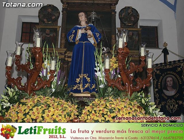Procesión Jueves Santo 2010 - Reportaje I (Salida) - 12