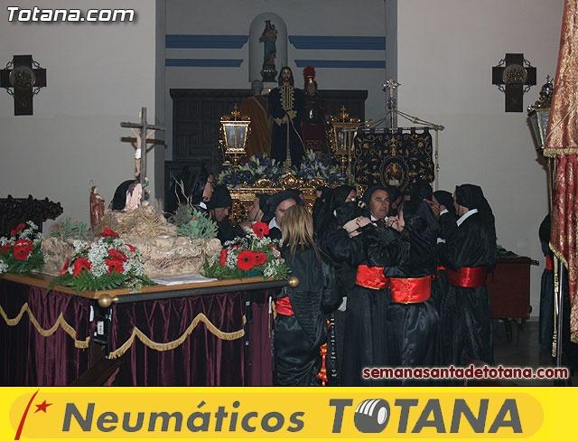 Procesión Jueves Santo 2010 - Reportaje I (Salida) - 24