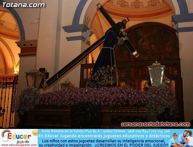 Procesión Jueves Santo 2010 - Reportaje I (Salida) - 26
