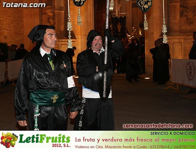 Procesión Jueves Santo 2010 - Reportaje I (Salida) - 38