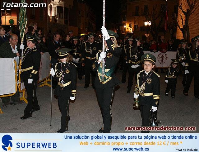 Procesión Jueves Santo 2010 - Reportaje I (Salida) - 42