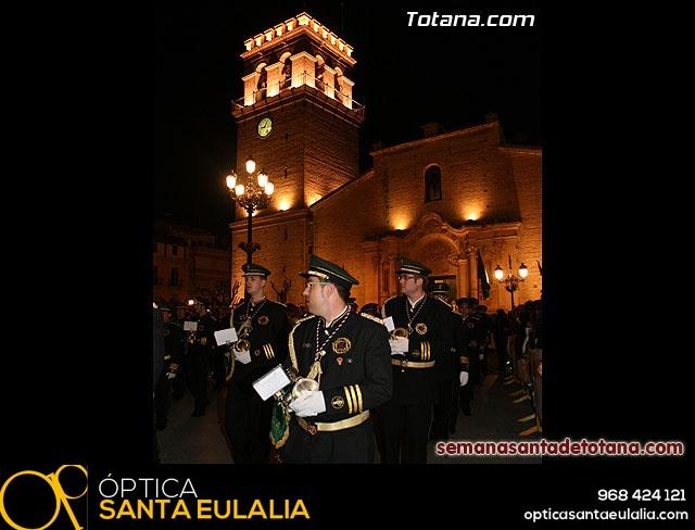 Procesión Jueves Santo 2010 - Reportaje I (Salida) - 54