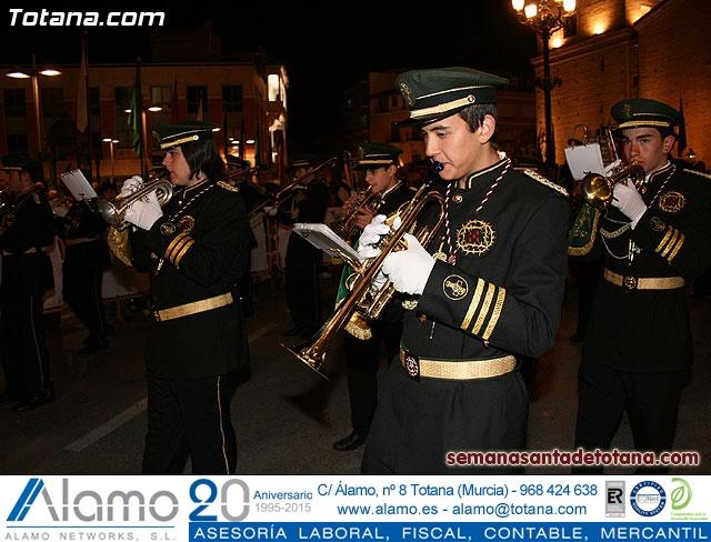 Procesión Jueves Santo 2010 - Reportaje I (Salida) - 55