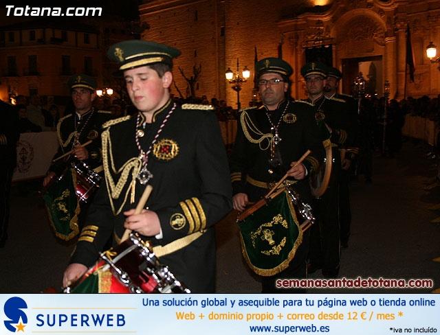Procesión Jueves Santo 2010 - Reportaje I (Salida) - 64