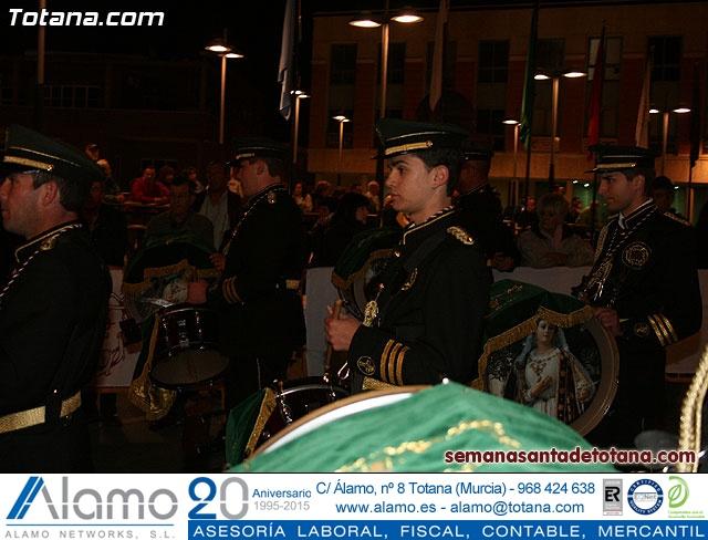 Procesión Jueves Santo 2010 - Reportaje I (Salida) - 67