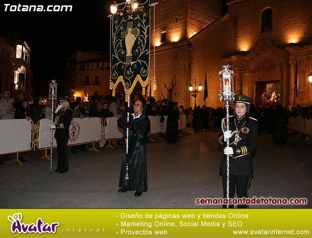 Procesión Jueves Santo 2010 - Reportaje I (Salida) - 70