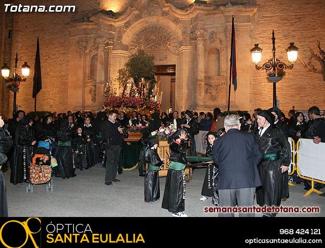 Procesión Jueves Santo 2010 - Reportaje I (Salida) - 72