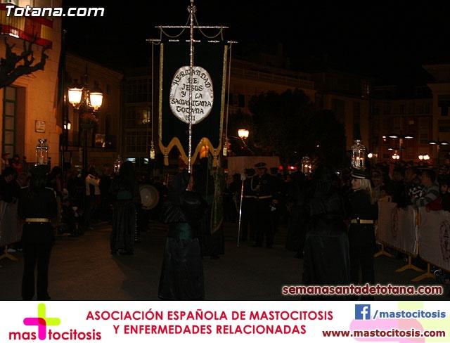 Procesión Jueves Santo 2010 - Reportaje I (Salida) - 74