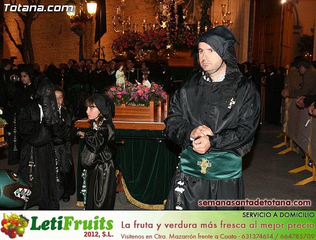 Procesión Jueves Santo 2010 - Reportaje I (Salida) - 76