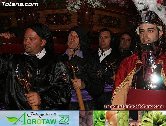 Procesión Jueves Santo 2010 - Reportaje I (Salida) - 522