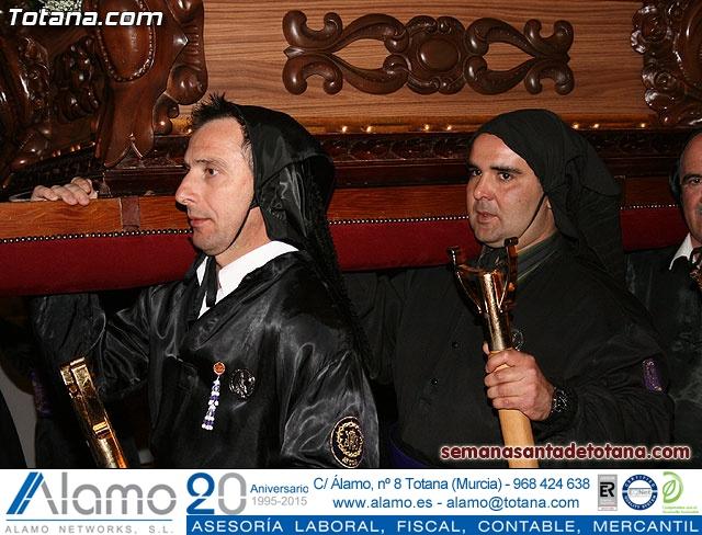Procesión Jueves Santo 2010 - Reportaje I (Salida) - 523
