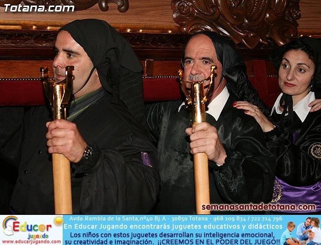 Procesión Jueves Santo 2010 - Reportaje I (Salida) - 524