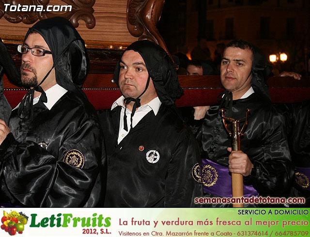 Procesión Jueves Santo 2010 - Reportaje I (Salida) - 527