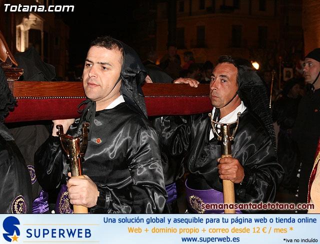 Procesión Jueves Santo 2010 - Reportaje I (Salida) - 528