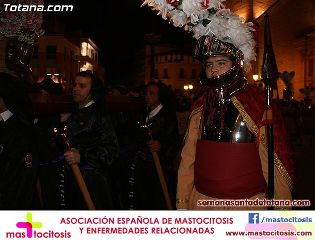 Procesión Jueves Santo 2010 - Reportaje I (Salida) - 529