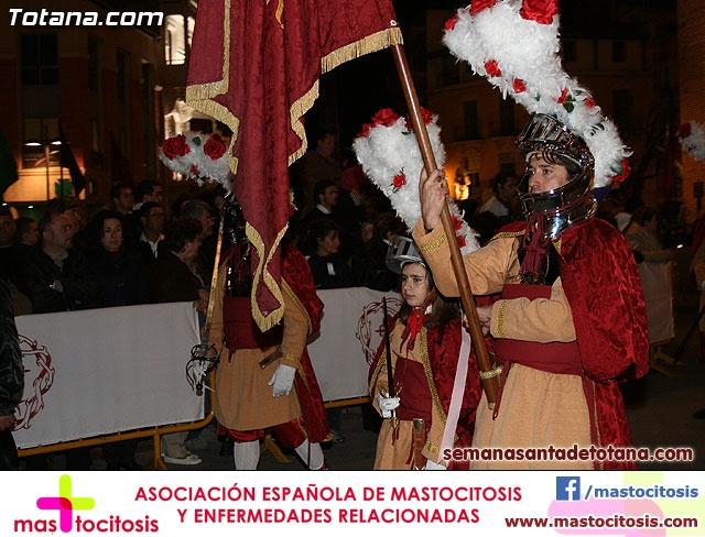 Procesión Jueves Santo 2010 - Reportaje I (Salida) - 531