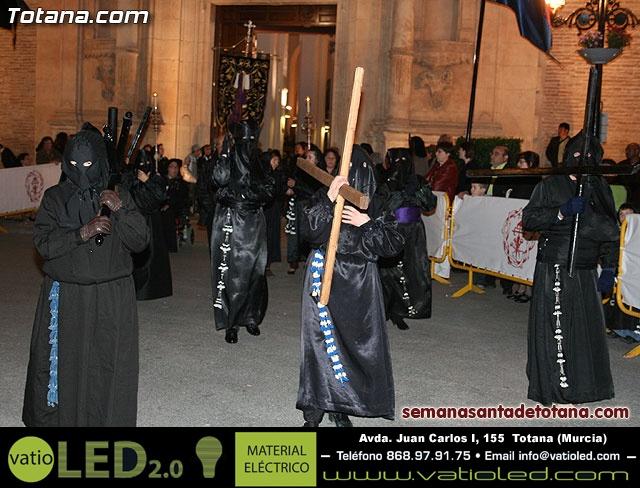 Procesión Jueves Santo 2010 - Reportaje I (Salida) - 534