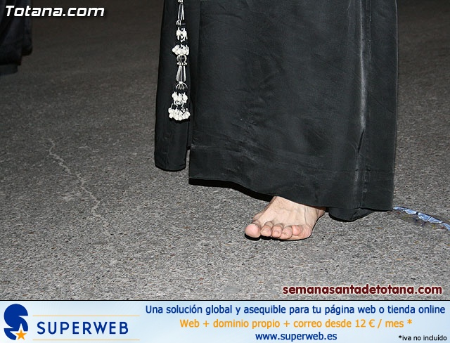 Procesión Jueves Santo 2010 - Reportaje I (Salida) - 537