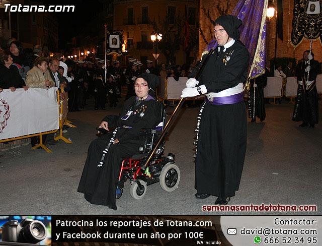 Procesión Jueves Santo 2010 - Reportaje I (Salida) - 541