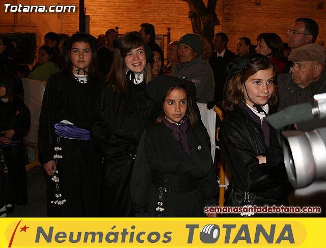 Procesión Jueves Santo 2010 - Reportaje I (Salida) - 546