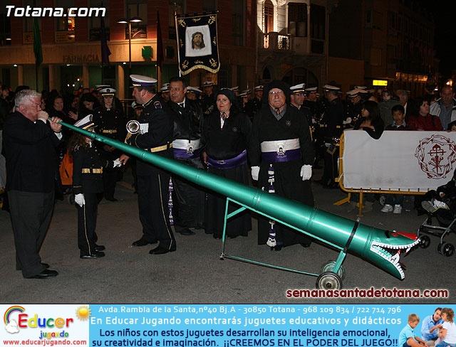 Procesión Jueves Santo 2010 - Reportaje I (Salida) - 549