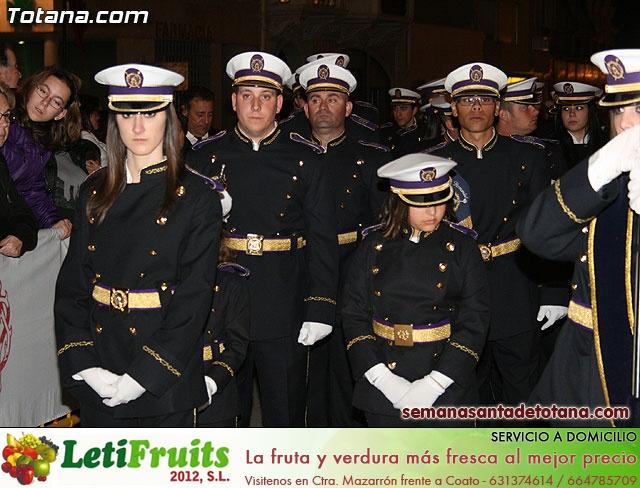 Procesión Jueves Santo 2010 - Reportaje I (Salida) - 553