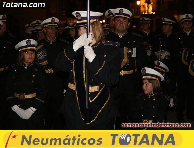 Procesión Jueves Santo 2010 - Reportaje I (Salida) - 554