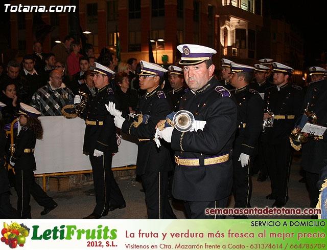 Procesión Jueves Santo 2010 - Reportaje I (Salida) - 557