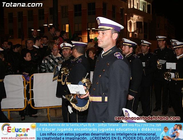 Procesión Jueves Santo 2010 - Reportaje I (Salida) - 559