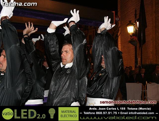 Procesión Jueves Santo 2010 - Reportaje I (Salida) - 582