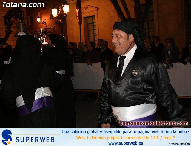 Procesión Jueves Santo 2010 - Reportaje I (Salida) - 588