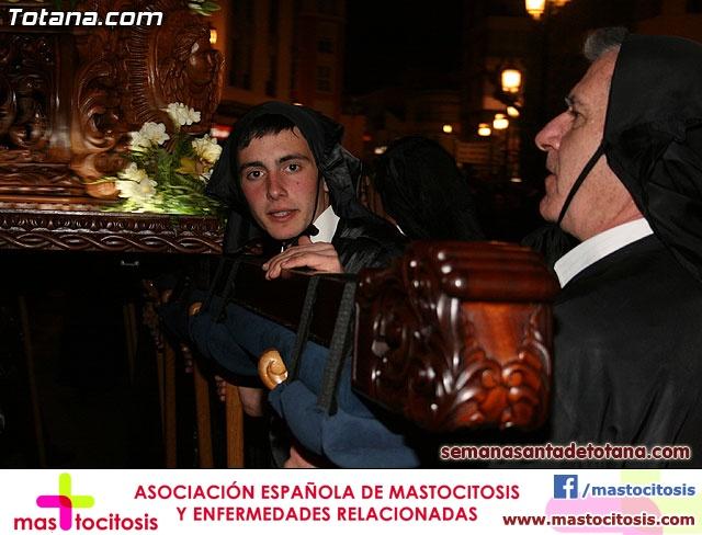 Procesión Jueves Santo 2010 - Reportaje I (Salida) - 796